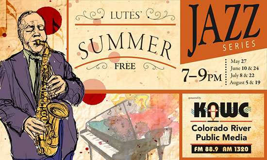 Lutes' Summer Jazz Series